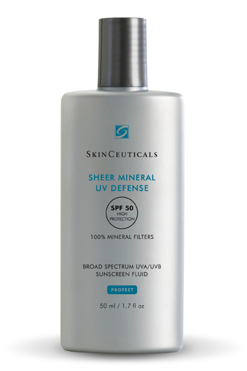 SHEER MINERAL UV DEFENSE SPF 50